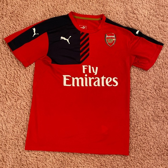 Puma Other - Arsenal FC Jersey